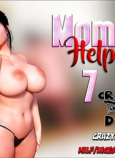 pics CrazyDad- Mom's Help Issue 7, big boobs , big cock  milf