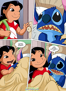 pics Lilo and Stitch- Lessons,Pal Comix, XXX Cartoons