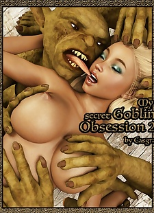 pics Casgra- My Secret Goblin Obsession 2-, big boobs  3d