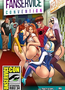 pics Tracy Scops- Fanservice Conversation –, big boobs  spiderman