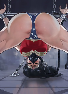 english pics Wonder Woman - part 2, wonder woman , bondage , chloroform