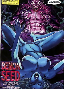 english pics Demon Seed, full color  full-color