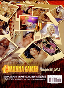 english pics Banana Games - Volume 4 - part 2, blowjob , anal  rimjob