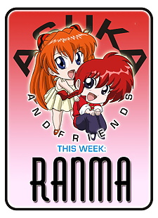 pics Asuka and Friends - Ranma, asuka langley soryu , ranma saotome , gender bender , yuri  All