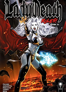 pics Coffin-Brian Pulido – Lady Death.., big boobs , vampire