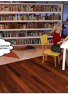 pics Abimboleb- The Library, 3d , big boobs