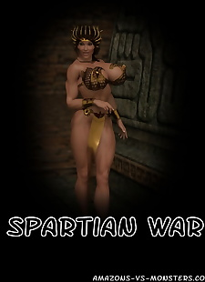 pics Amazons and Monsters- Spartian War, 3d , big boobs