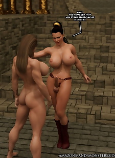 pics Amazons and Monsters- Hera's Decree, 3d , big boobs