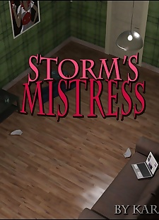 pics KaraComet- Storms Mistress, 3d , big boobs