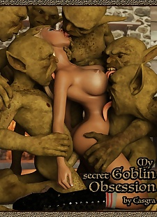 pics Casgra- My Secret Goblin Obsession, 3d , big boobs