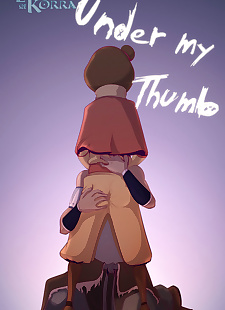 pics The Legend of Korra- Under my Thumb, XXX Cartoons