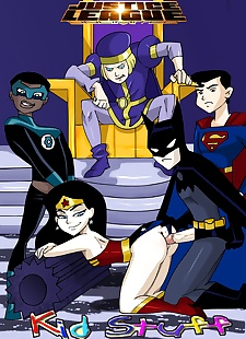 pics Justice League Unlimited- Kid Stuff, group , superheros
