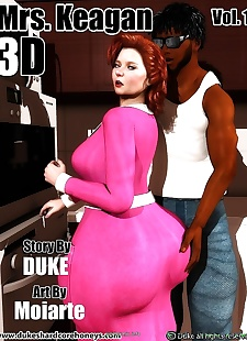 pics Mrs. Keagan 3d Vol.1- Duke Honey, big cock , blowjob