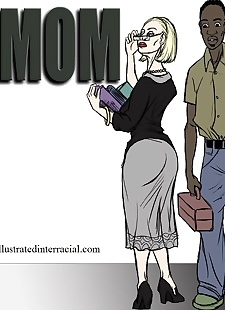 pics Mom- illustrated interracial, anal