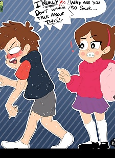 pics Gravity Falls- GettinDipper, incest