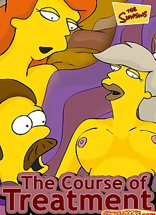 pics The course of the treatment- Simpsons, blowjob , incest