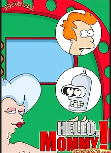 pics Futurama Hello Mommy, incest , family