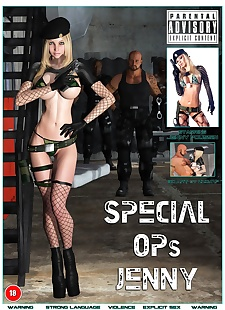 pics Zzomp- Special Ops Jenny, 3d , big boobs
