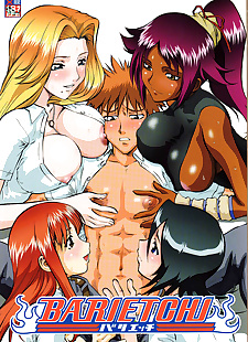 pics Bleach- Barietchi, Hentai, big boobs , full color  All