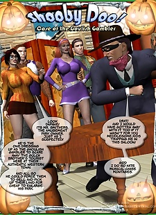pics Scooby Doo- Case of the Goulish Gambler, 3d , big boobs
