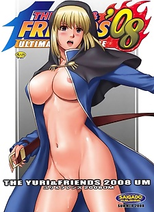 pics King Of Fighters- Yuri and Friends.., blowjob , full color