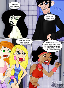 pics Kim Possible  In the Rest Room, group , kim possible