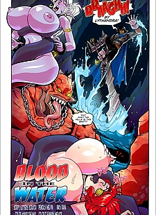 pics Blood in the Water- Mana World, big boobs , hardcore