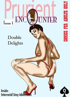 pics Prurient Encounter Issue 1, blowjob , hardcore