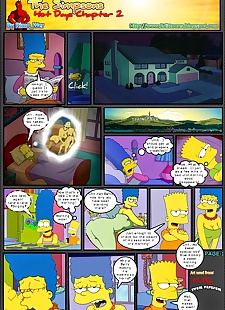 pics Simpsons Hot Days chapter 2, simpsons , family