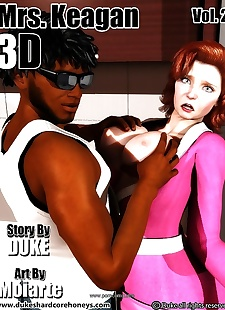pics Mrs. Keagan 3D Vol.2- Duke Honey, interracical