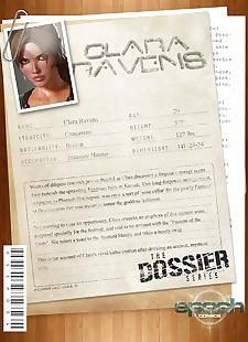 pics The Dossier 4 Clara Ravens- Epoch, big boobs , blowjob