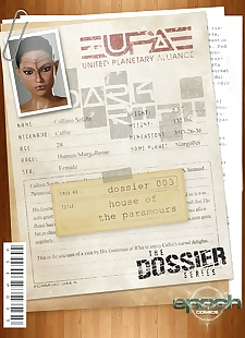 pics Epoch- The Dossier 3- UPA, 3d , big cock