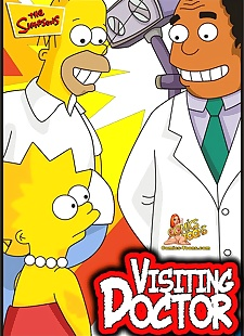 pics The Simpsons – Visiting Doctor, blowjob , simpsons