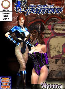 pics Uroboros- The Perils of Sparrow 7 .., 3d , big boobs