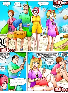pics Milftoon Family- Color by L, big boobs , milf