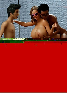 pics The Foxxx- Carlo's First Time Issue 2, 3d , big boobs