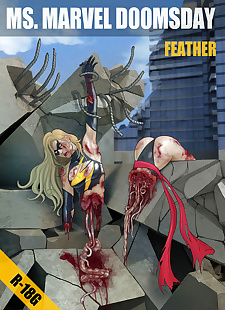 pics Feather- Ms. Marvel doomsday, XXX Cartoons