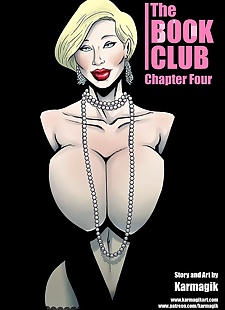 pics Karmagik  The Book Club Ch. 4, big boobs , milf  slut