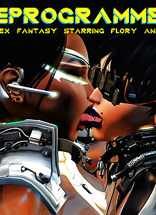 pics Frenzy in SL- Reprogrammed!, 3d , big boobs