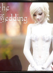 pics Vaesark- The Wedding – CGS 102, 3d , blowjob