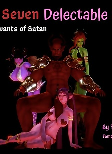 pics Tittiesevolved- The Seven Delectable.., 3d , big boobs