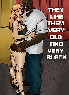 pics Illustrated Interracial- Gerbils, big boobs , big cock