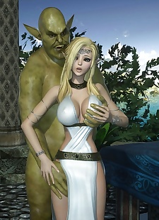 pics Zafo- Elf Temple, 3d , big boobs