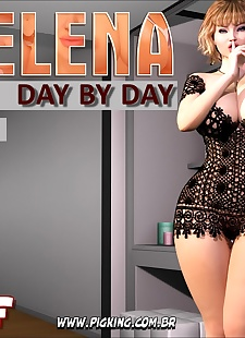 pics Pigking- Helena  Day By Day, 3d , big boobs