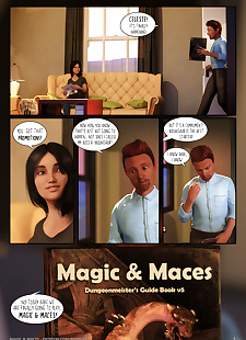 pics BEgrove- Litch – Magic & Maces 1, 3d , big boobs
