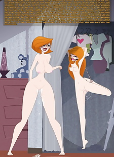 english pics Kims Kink - Volume 1: Breaking In..., ann possible , kim possible , blowjob , cheating