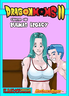 pics Dragon Moms #2 Parts 1&2, bulma briefs , chi chi , blowjob , milf