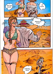 english pics Bubis Raider, lara croft , full color , group