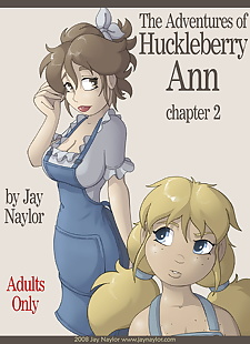 english pics The Adventures of Huckleberry Ann Ch. 2, milf  cheating