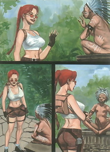 pics Lara Croft, lara croft , full color , tomb raider  full-color